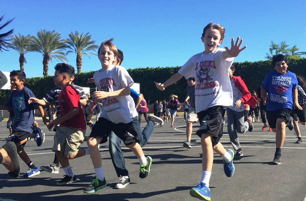 Let's Move! Active Schools
