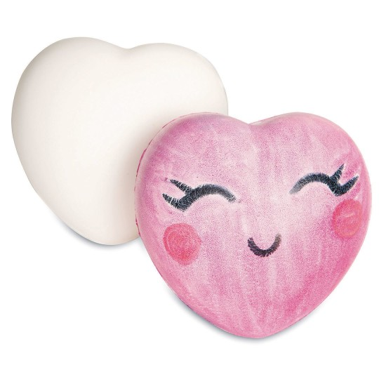 heart squishy toy