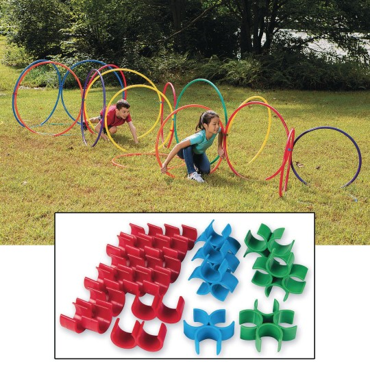 hoop clip assortment pack PE