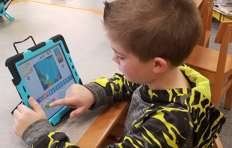 Coding Activities for Students - Hour of Code - S&S Blog