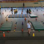 Pacman Game for Physical Education