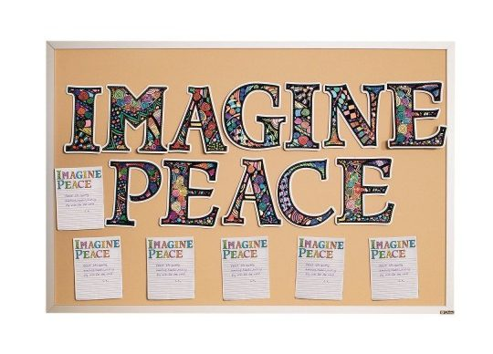imagine peace velvet kit