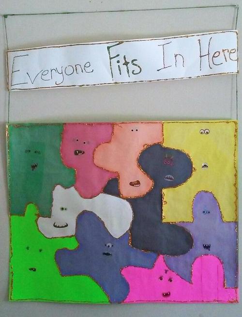 inclusive DIY activity