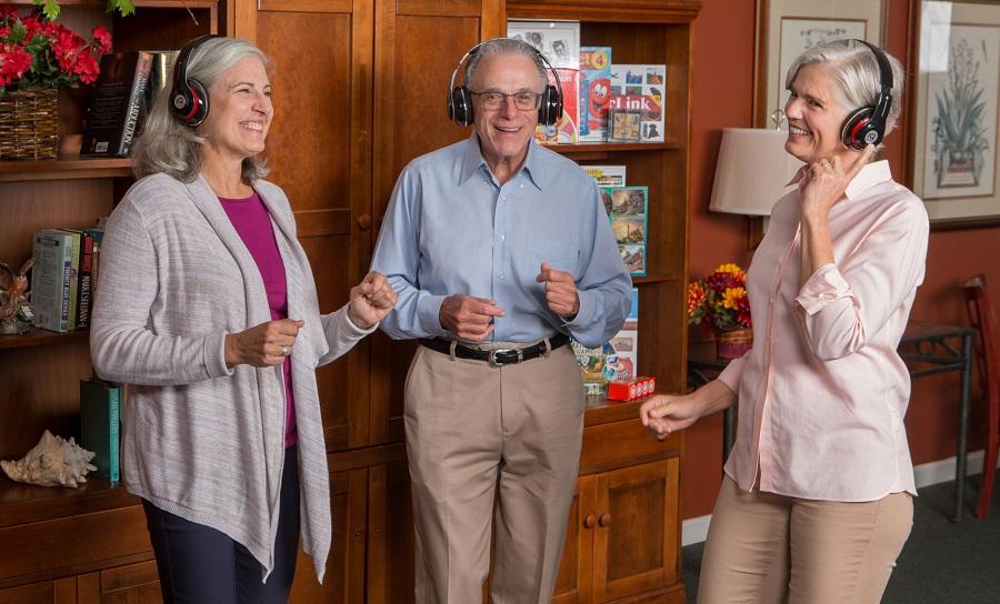 indoor summer activities senior residents