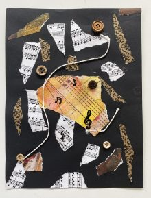 jazz art theme
