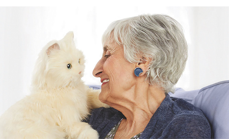 pet therapy program elderly
