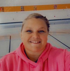 julie hudnall PE teacher
