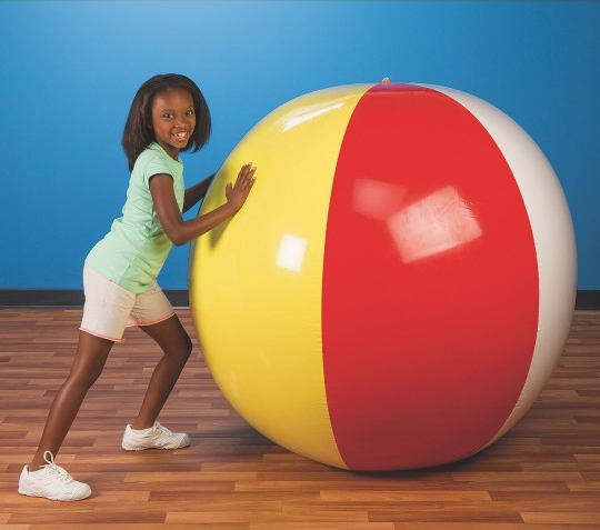 jumbo beach ball summer games