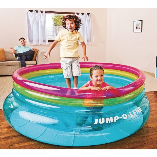 jumpolene summer fun