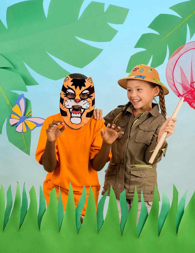 jungle themed activities