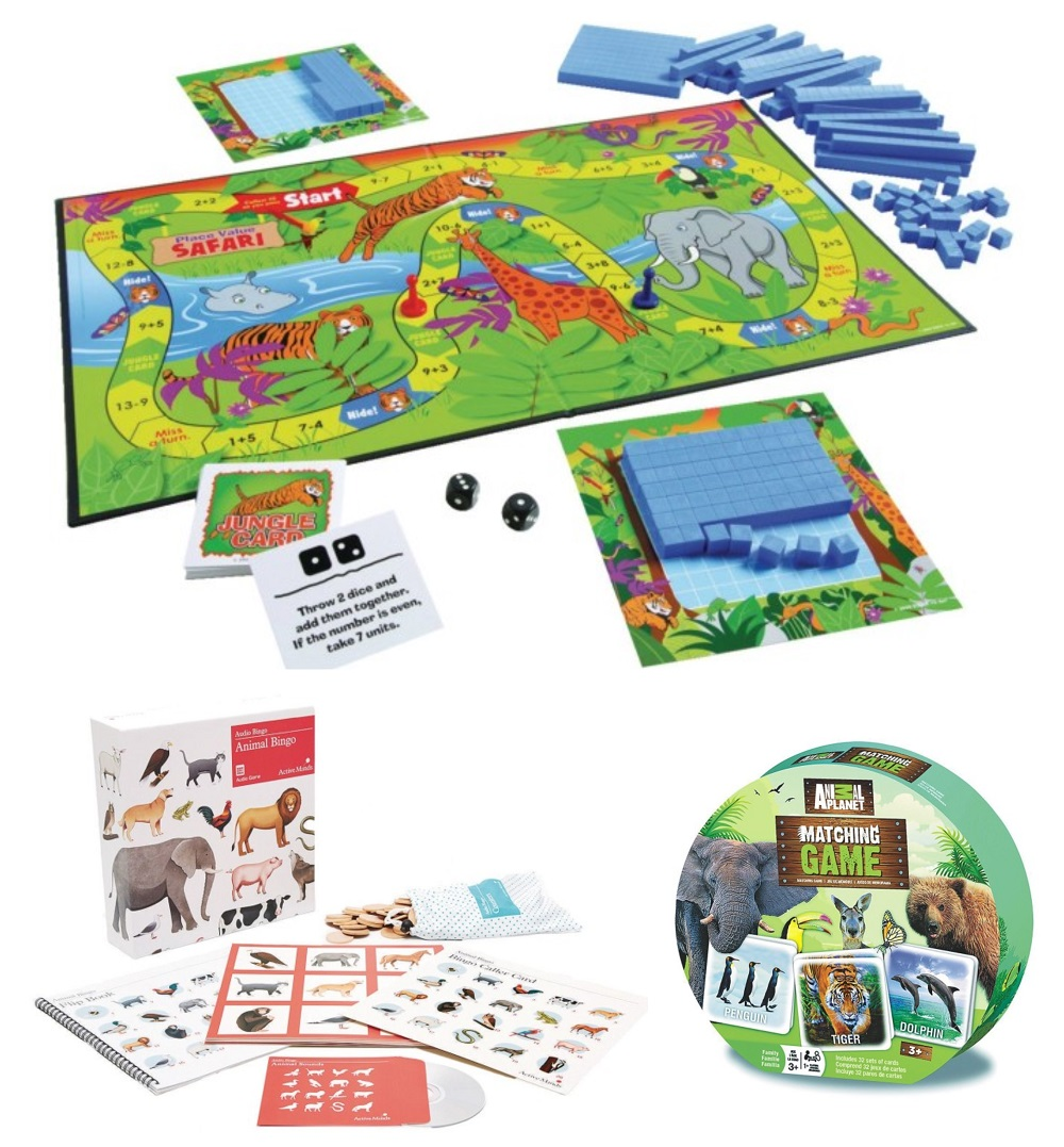 jungle themed games