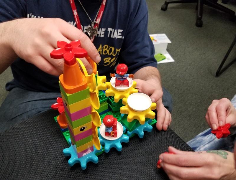 lego steam park - S&S Blog