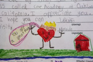 letters from kids 6