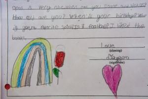 letters from kids ssworldwide 2