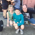Lift Up Autism Event at MidCoast CrossFit