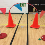 Locomotor City Activity for Physical Education