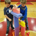 The Architect – Grades K-5 Warm Up PE Activity