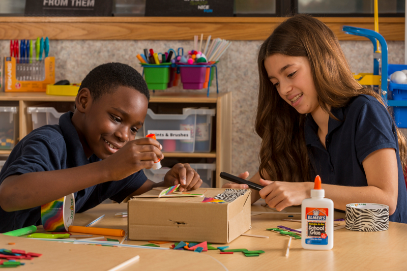 makerspace box activity