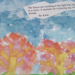 Poetry & Writing with Texture & Color – Classroom Lesson Plan