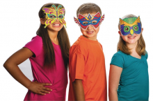 masks for kids dramatic play