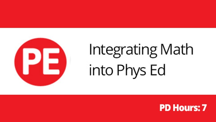 integrating math into PE
