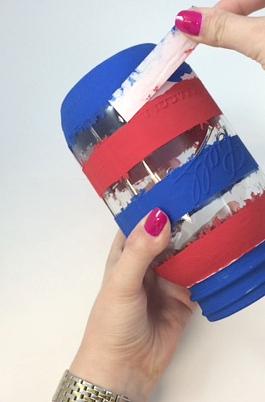 memorial day jar craft