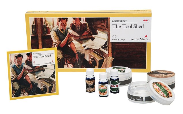 senior mens club tool shed