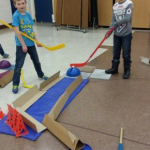 Mix & Match Makerspace Activity – Students Create Their Own Game