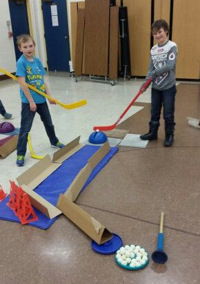 mix and match makerspace activity