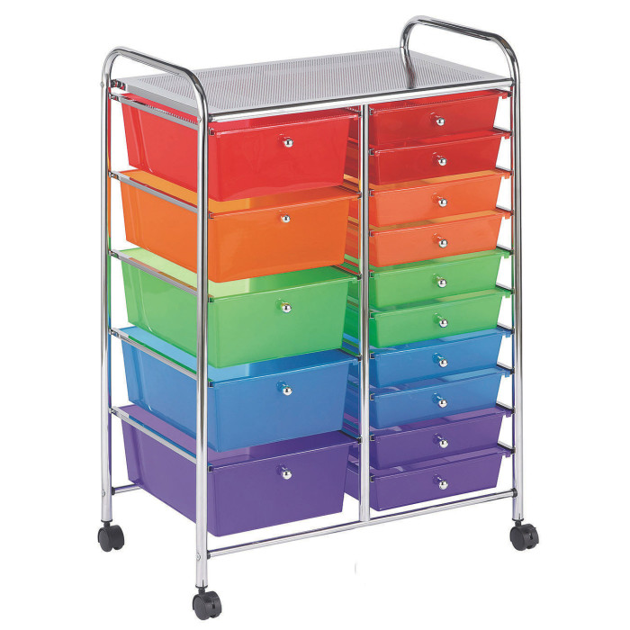 organized classroom items