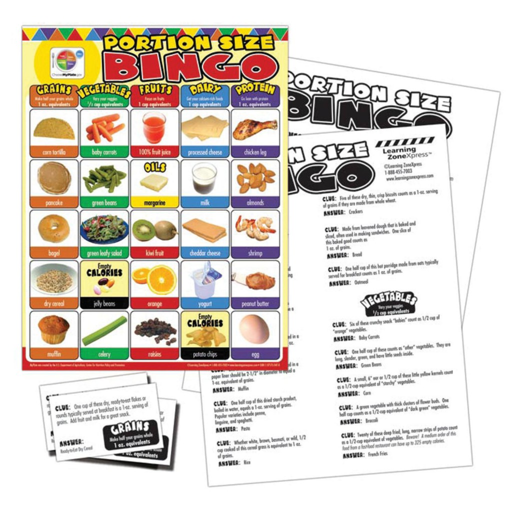 Celebrate MyPlate in 8 Great Ways! - S&S Blog