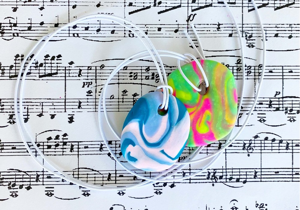 music pendants
