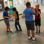 Noodle Transport Activity for Elementary PE