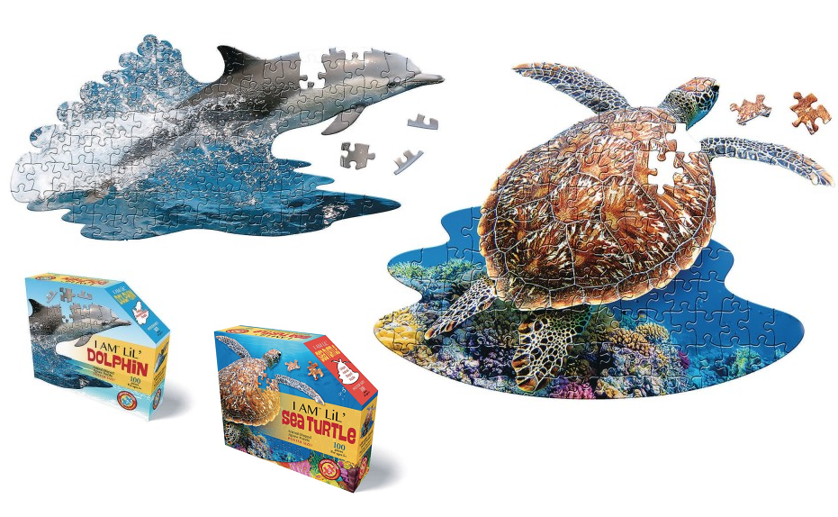 ocean themed puzzles