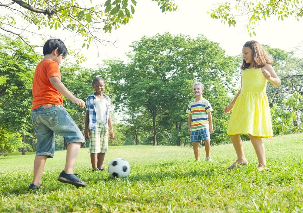 outdoor games summer