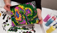 paint pouring tutorial
