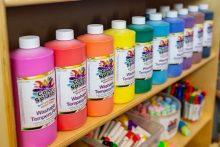 paint supplies activity director