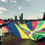 Parachute Basics – Introductory Games for Kids