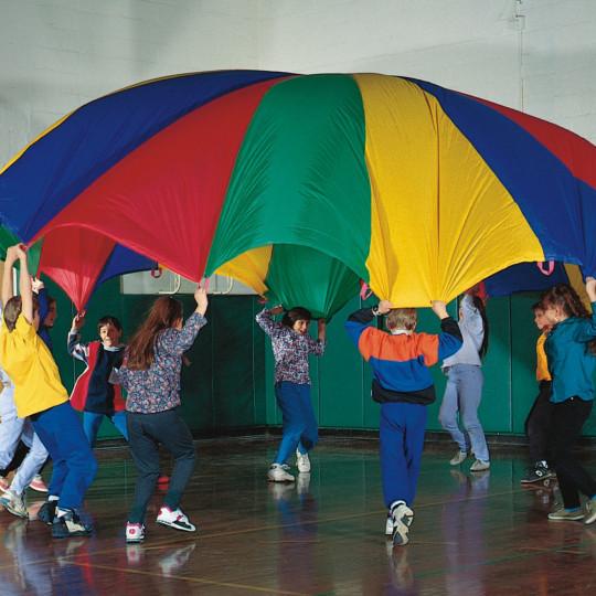 parachute basics mushroom