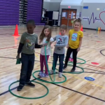 PE Activities For K-2 Teamwork and Cooperation Unit