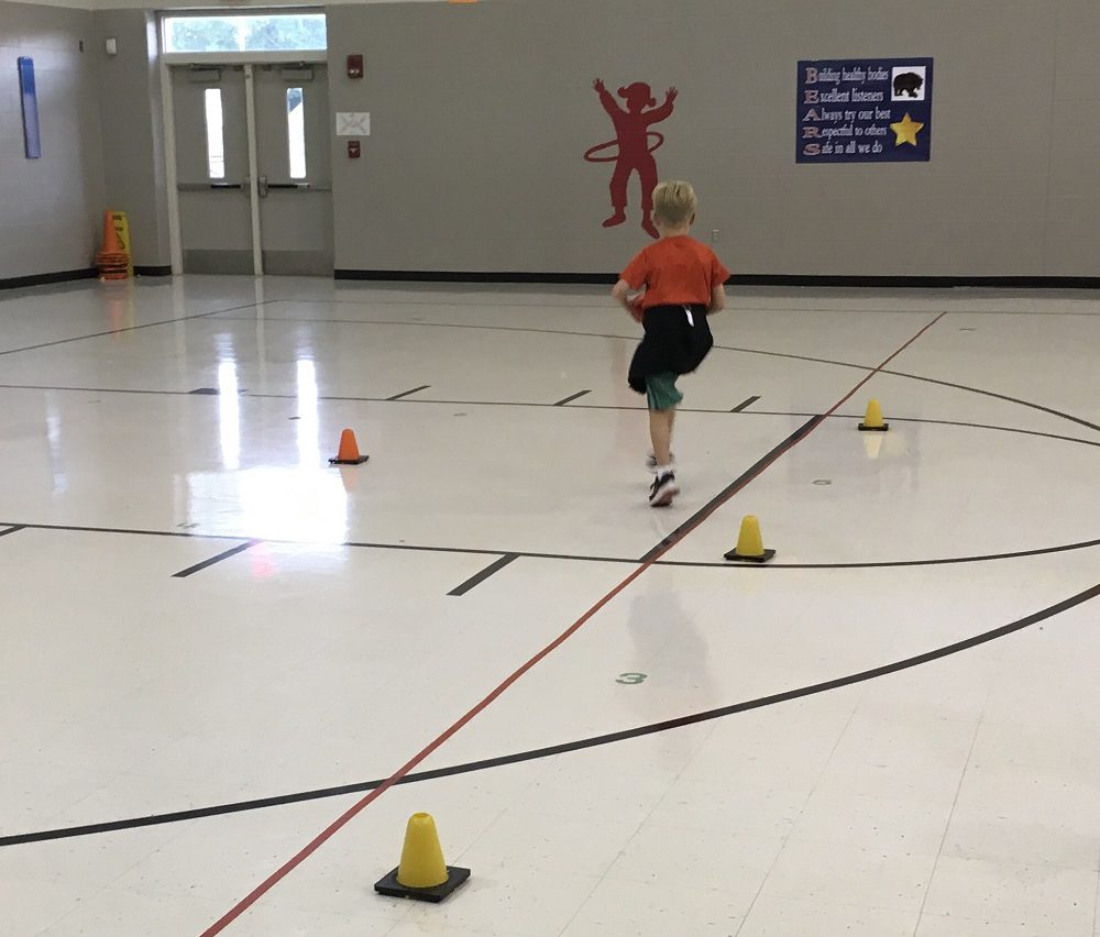 pe student stations