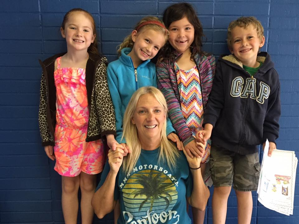pe teacher spotlight