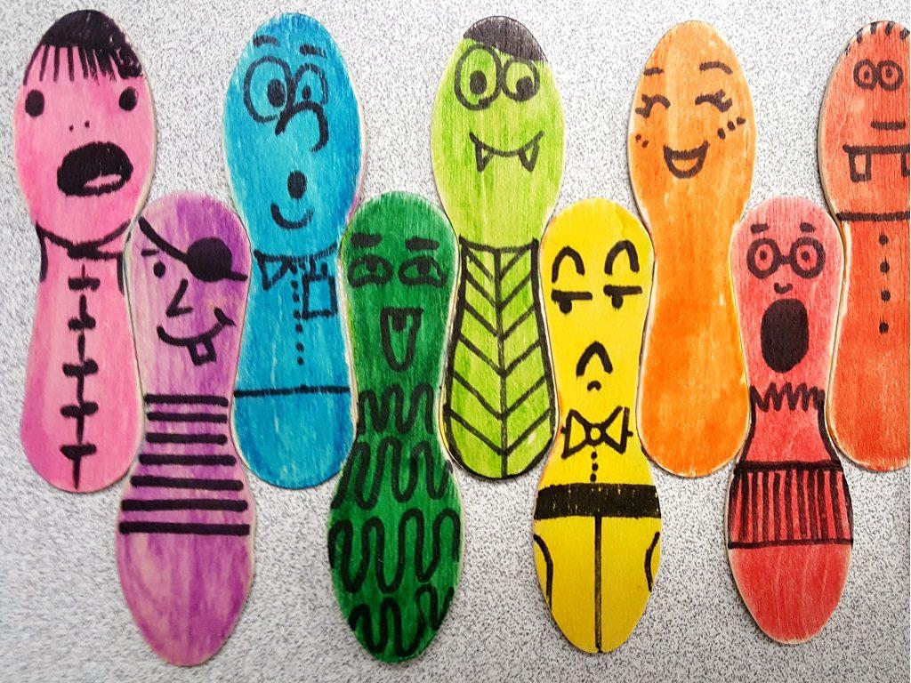 peanut gallery craft