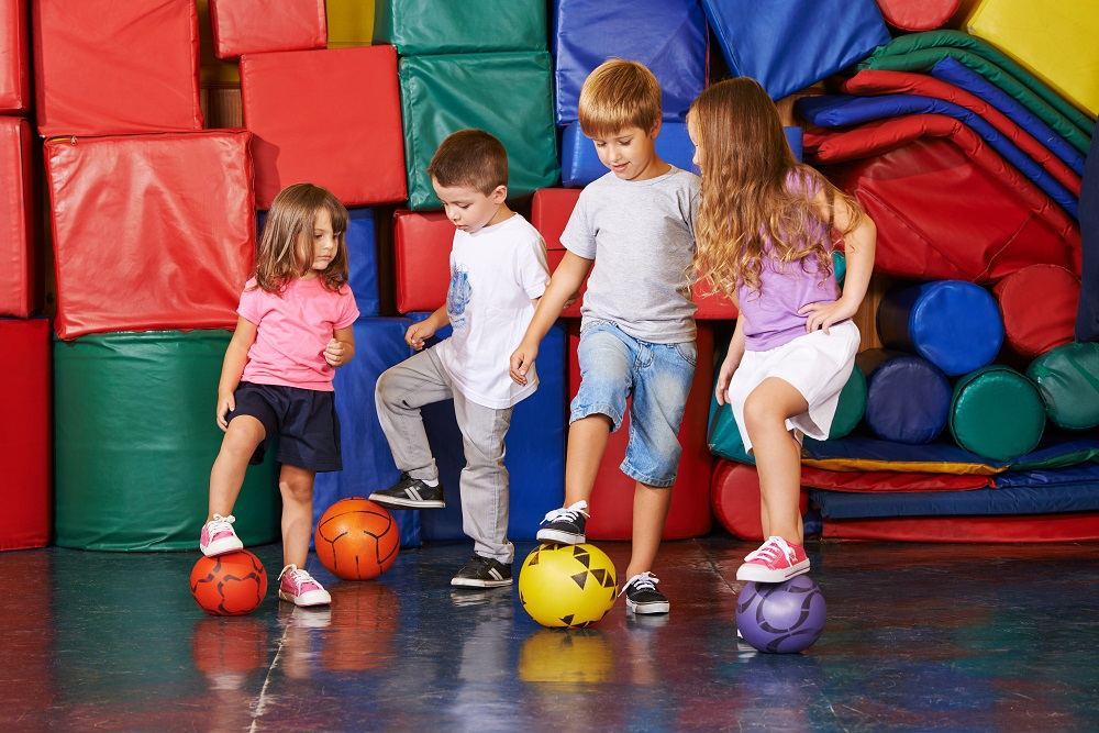 limited space physical education