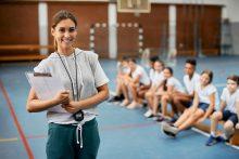 PE teacher