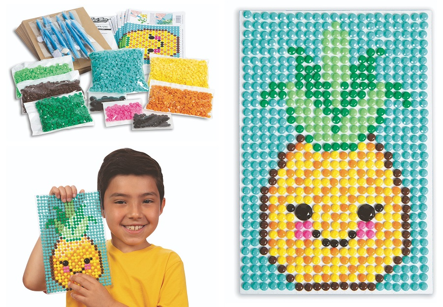 pineapple dot craft