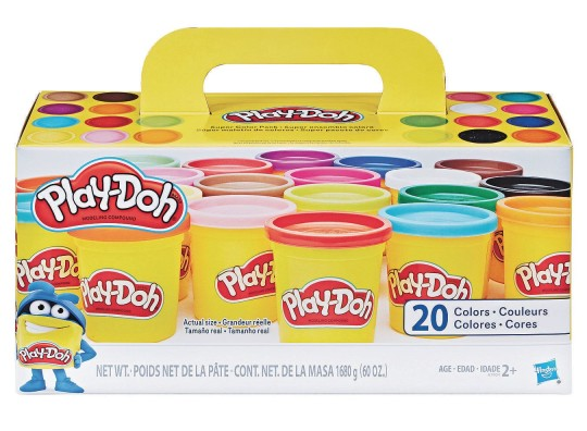 Play-Doh 8 Pack Assorted Colors