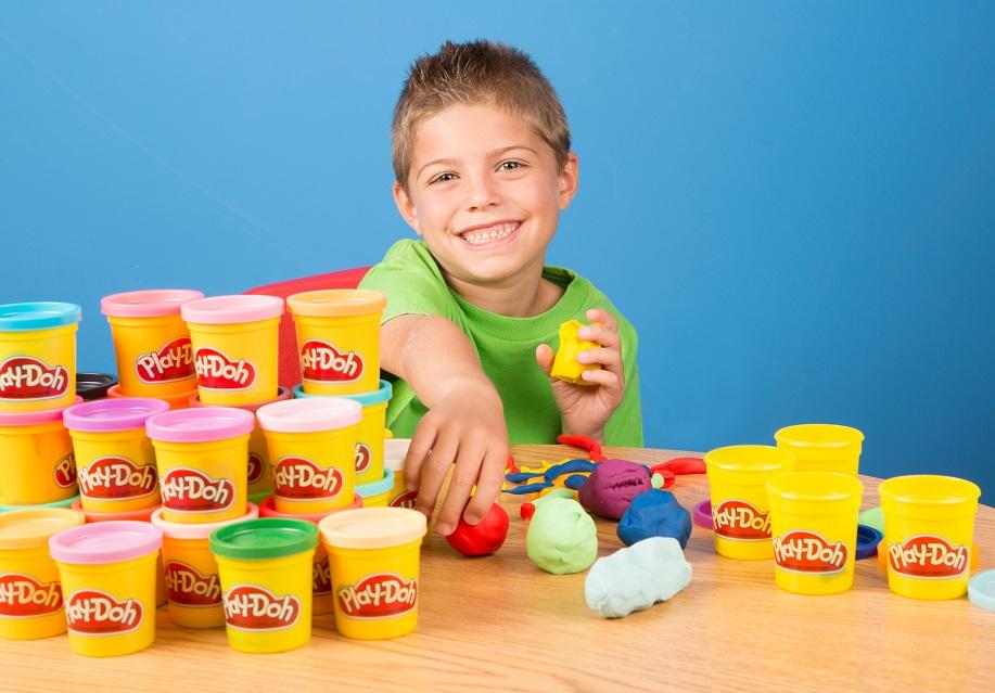 playdoh activities for kids