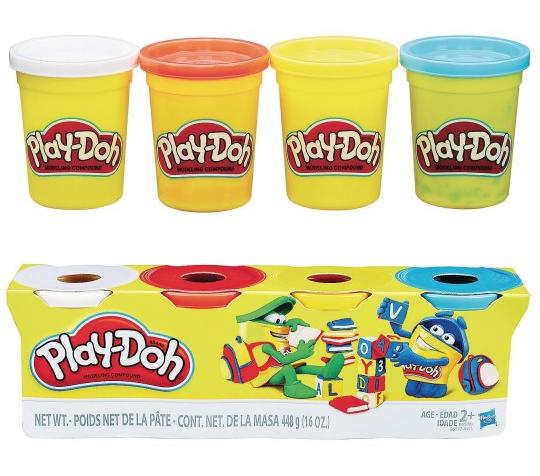 playdoh classic colors