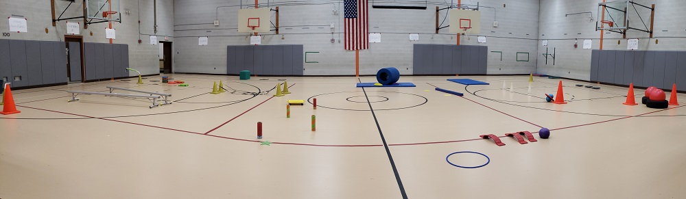 prakour activity for physed